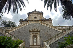 Nice church in Montenegro 1 Stock Image