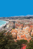 Nice city, France. Royalty Free Stock Images