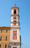 Nice - Clock Tower Stock Images
