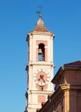 Nice - Clock Tower Stock Photography