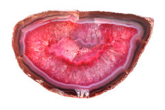 Nice color agate Stock Images