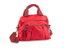Nice and colorful of haversack and adventure bag Stock Image