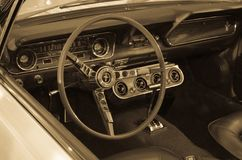 Nice and cool car Royalty Free Stock Images