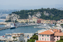 Nice (Cote d'Azur) Stock Photo