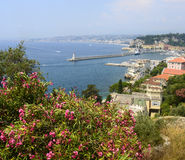 Nice (Cote d'Azur) Stock Photography