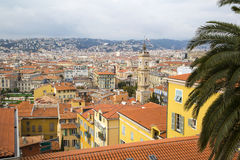 Nice, Cote d'Azur, France Royalty Free Stock Photo