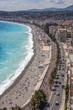 Nice - Cote d'Azur - South of France Stock Images