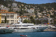 Nice - Cote dAzur - South of France. stock images