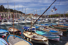 Nice - Cote dAzur - South of France. royalty free stock photo