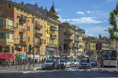 Nice - Cote dAzur - South of France. royalty free stock image