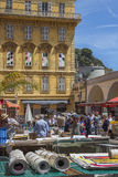 Nice - Cote dAzur - South of France. Stock Photo