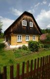 Nice cottage Stock Image