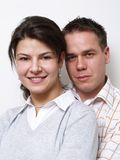 Nice Couple Stock Images