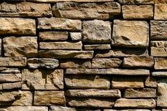 Nice Cut Stoen Wall Stock Images