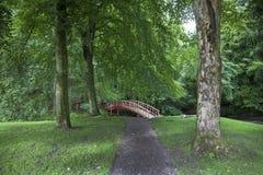 Nice Danish park Stock Image