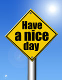 Nice day Stock Image