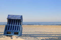 Nice Day on the beach Royalty Free Stock Photography