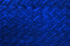 Blue design cross hatched plastic texture - fantastic abstract photo background royalty free stock photo