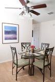 Nice dining room Royalty Free Stock Photo