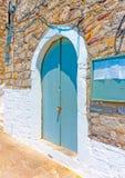 Nice door Stock Image