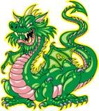 Nice dragon Stock Photos