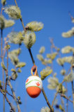 Nice Easter decoration Royalty Free Stock Photos