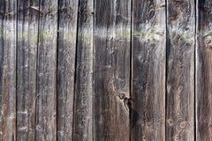 Nice en beautyful Oude donkere houten raad, plank, met natuurlijke die patronen, van het weer worden getrokken, abstracte, geweve stock afbeeldingen