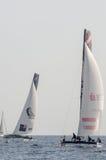 Nice, extreme sailing team, France, Europe Stock Photo