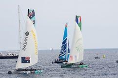 Nice, extreme sailing team, France, Europe Royalty Free Stock Image
