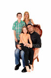 Nice family picture. Royalty Free Stock Photos