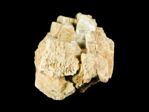 Nice feldspar crystal Stock Photo