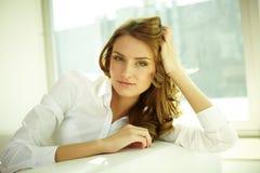 Nice female Royalty Free Stock Photos