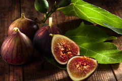 Nice figs Stock Image