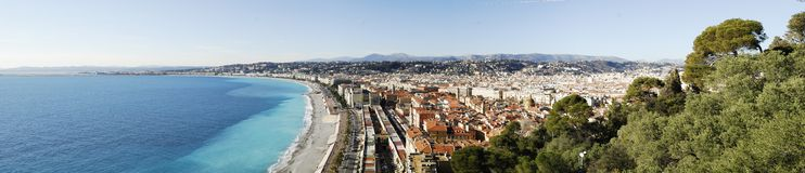 Nice, France. Royalty Free Stock Photography