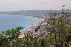 Nice, France Stock Photography