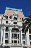 Nice, France - april 19 2016 : Negresco hotel Stock Image