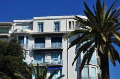 Nice, France - april 19 2016 : Promenade des Anglais Stock Images