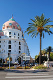 NICE, FRANCE – AUGUST 19: Luxury Hotel Negresco on August 19, Royalty Free Stock Image