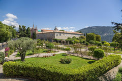 Nice, France. Cimiez Monastery Garden - 17 Stock Photography