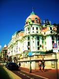 Nice france hotel negresco Royalty Free Stock Image