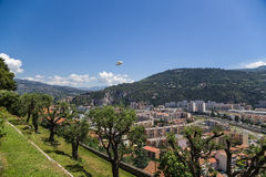 Nice, France. View of the city Stock Photography
