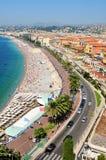 Nice Frankrike Arkivfoton