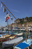 Nice - French Riviera Stock Image