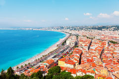 Nice, French Riviera Stock Photography