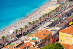 Nice, French Riviera Royalty Free Stock Photography