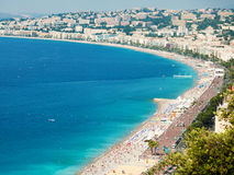 Nice, French Riviera Stock Image