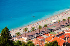 Nice, French Riviera Stock Images