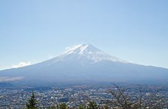Nice Fuji san Royalty Free Stock Photos