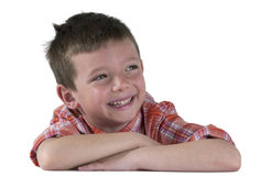 Nice funny child 3 Stock Photo