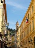Nice - gammal stad Royaltyfri Fotografi